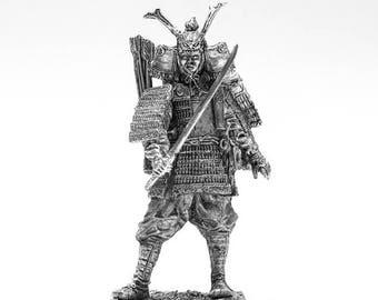 samurai sculpture etsy