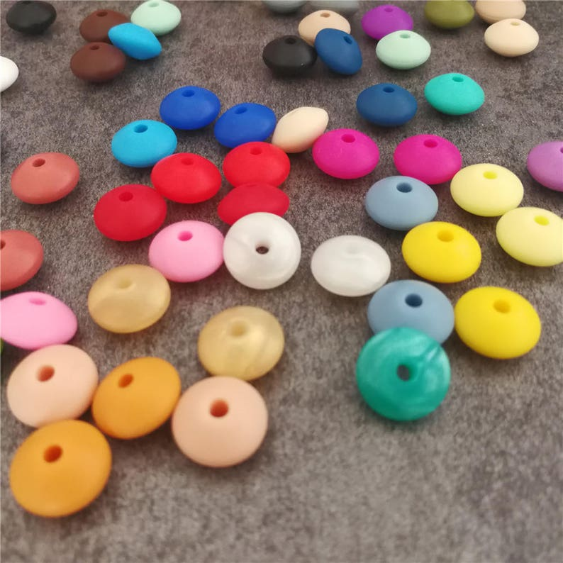 Aggressive 10pcs W Silicone English Letter Beads English Alphabet Chewing Beads Baby Silicone Teething Necklace Pacifier Bead 12mm Bpa Free Cheapest Price From Our Site Beads & Jewelry Making