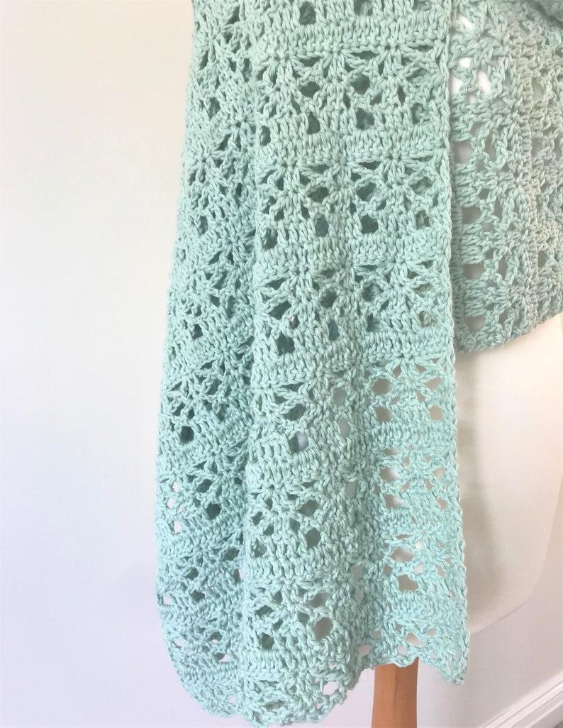 Crochet Shawl Pattern Crochet Pattern Crochet Wrap Pattern Etsy