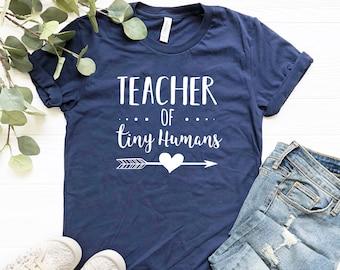 Preschool Teacher Shirt Etsy