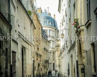 Paris Street Photo Fine Art Photography Parisian Paris Photo Le Marais Urban European Romantic France Landmark Colourful Color Paris Charm
