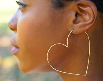 Endless Love Hoop Earrings