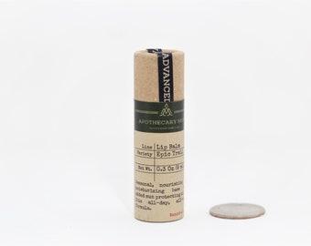 Lip Balm - Epic Trail - Vegan, Moisturizing, Long-lasting, Paperboard Tube, Zero Waste, Adventure Skincare - 0.30 oz