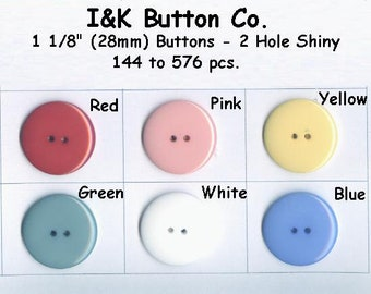 """20mm of Navy 3//4/"""" 144 to 7200 pcs 4 hole suit Mottled Buttons matte"""