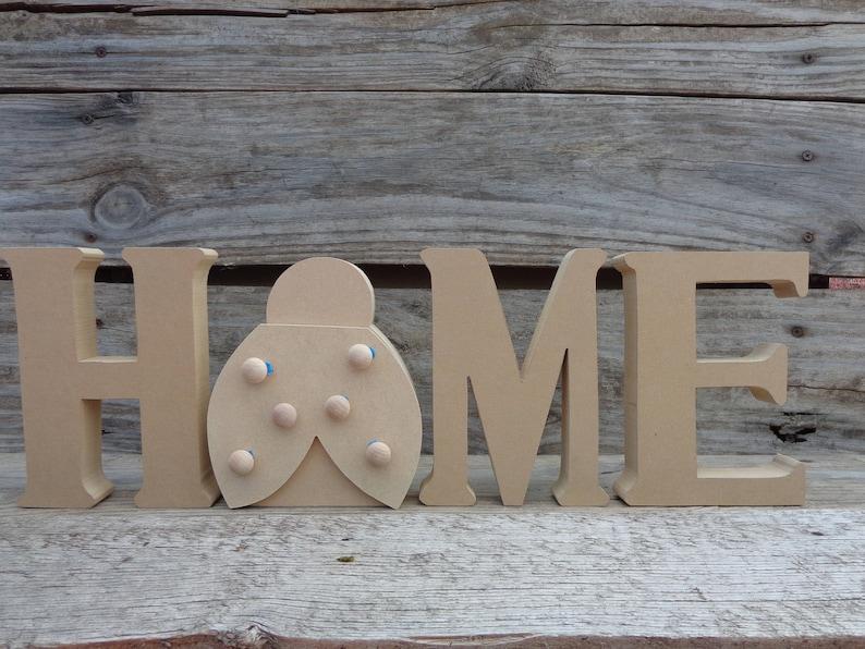 Summer Decor Ladybug  for Home set O replacement Ladybug Decor DIY wood DIY Ladybug Decor Unfinished wood craft