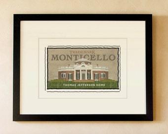 Monticello - Virginia