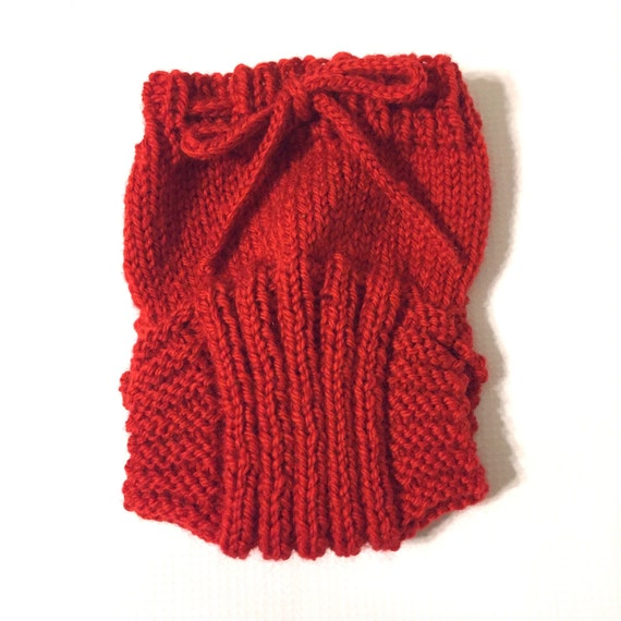 Neugeborenen Hand stricken Wolle Soaker | Etsy