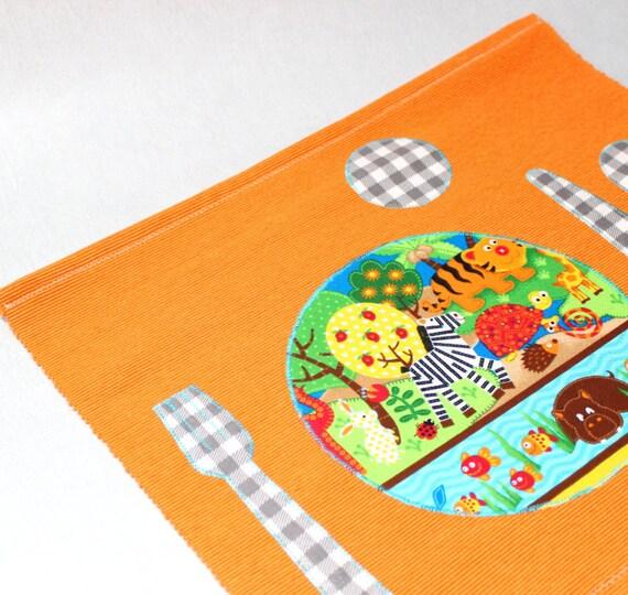 montessori set de table eveil enfant maison montessori cadeau etsy. Black Bedroom Furniture Sets. Home Design Ideas