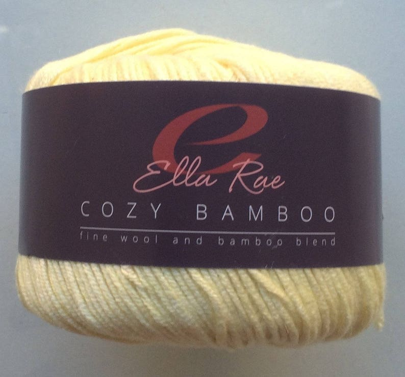 Ella Rae Cozy Bamboo image 0