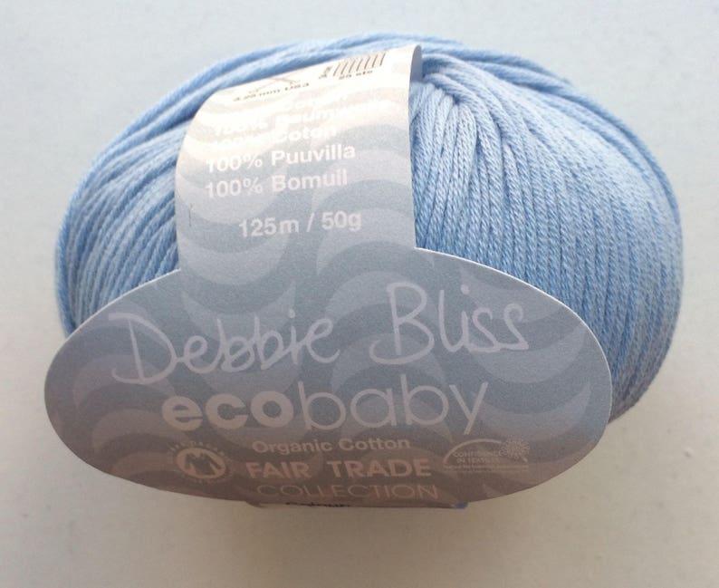 Debbie Bliss Eco Baby  Organic Cotton image 0