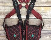 Leather pocket holster, f...