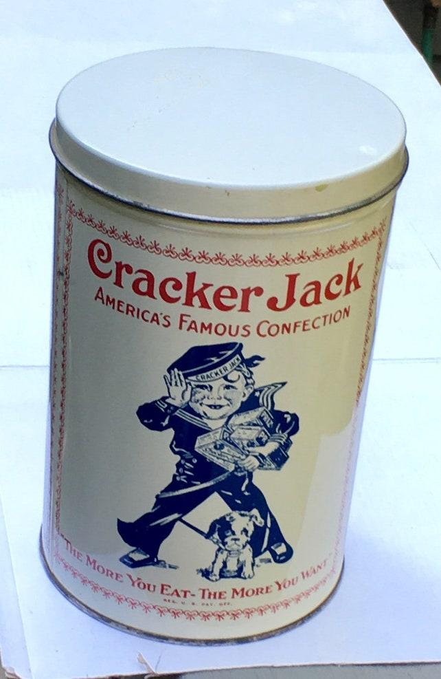 Cracker jack prizes in the 1980s