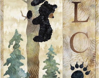 Forest Song by McKenna Ryan Laser Cut Fabric Kit **Embellishments sold separately**