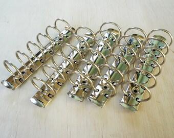 Larger Batch JR Pocket Binder Ring Mechanism