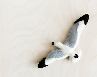Seagull catnip cat toy