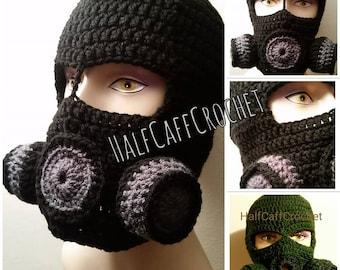 Gas Mask PATTERN
