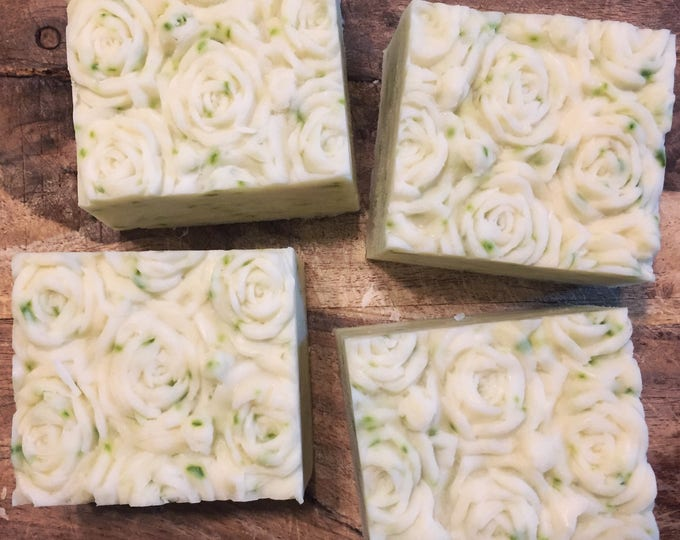 Wild Fennel Flower Soap