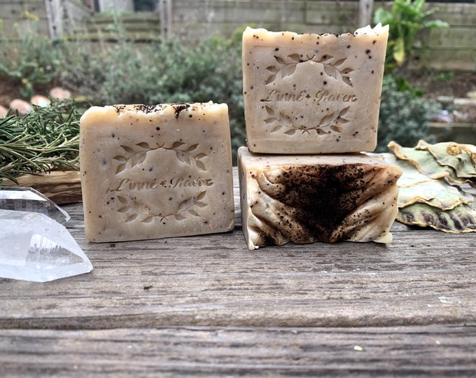 Coffee Bean Soap