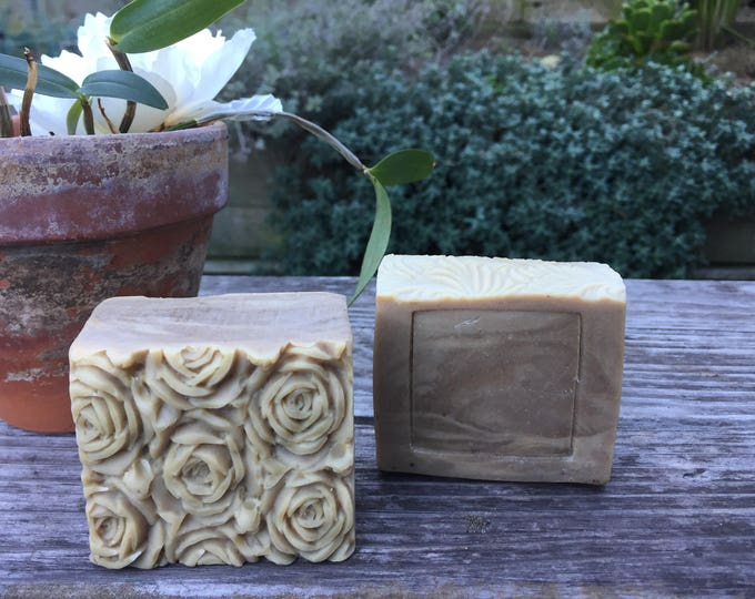 Lemongrass & Sea Kelp Soap