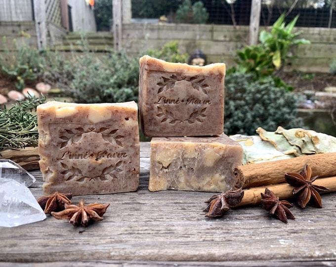 Cinnamon Mulled Wine Soap