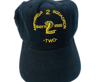 ceec089f159 amphibious 2 squadron Fitted Hat size 7 1 4