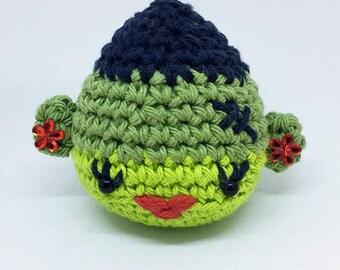 Fagenstein Candy Corn Crochet Cutie