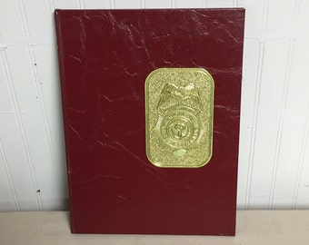 Fire Dept. Yearbooks