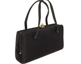 Coblentz Original, Box Purse, Satin Handbag