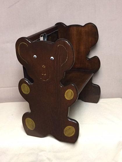 Prime Vintage Wooden Childs Bench Teddy Bear Bench Doll Bench Inzonedesignstudio Interior Chair Design Inzonedesignstudiocom