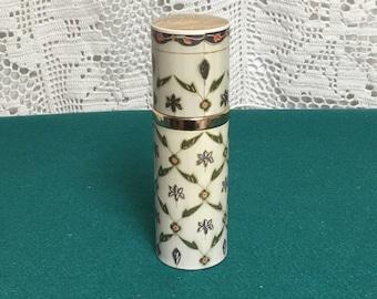 Guerlain Chant d'Aromes Perfume, Habit de Fete, Refillable Container, Paris France, Vintage French Fragrance Atomizer, 1960's Fragrance