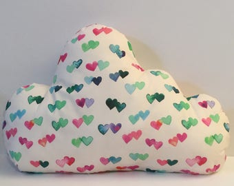 Fluffy Cloud Pillow Sewing Pattern PDF File