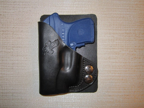 Braids Holsters, Ruger lcp with Crimson trace laser and Keltec p3at wallet  & pocket holster right hand