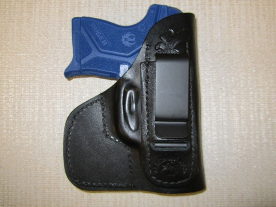 right hand WITH SWEAT SHIELD Ruger lcp,keltec p3at,taurus tcp  IWB,holster