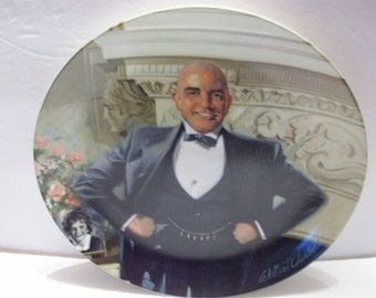 """Knowles """"Daddy Warbucks"""" Collector Plate, Annie Collector's Plate Series, Collector Plates, Decorative Plates, Wall Decor, Daddy Warbucks"""