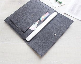 felt Surface Pro X case, Surface Laptop 3 case, Surface Go & keyboard case, Surface Laptop sleeve, Surface Book 13.5'' 15'' sleeve 023