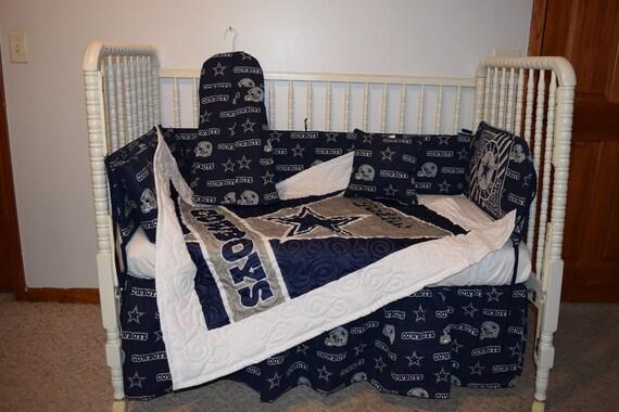 Depot De Dallas Cowboys Tissu Pour Nouvelle Creche Creche Etsy