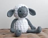 SALE Crochet Sheep Softie