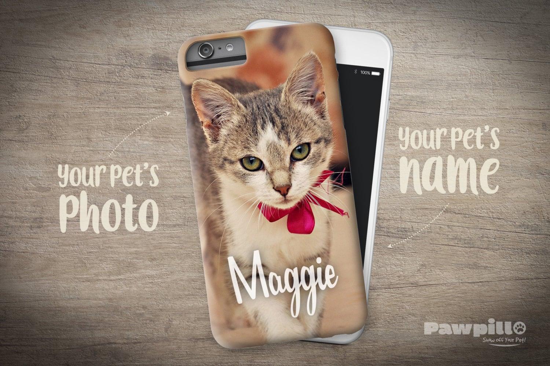 Custom Iphone Xr Case Cat Iphone 7 Plus Case Custom Pet Iphone 8