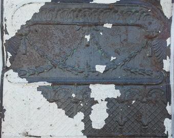 """24""""x24"""" Rustic Antique Ceiling Tin"""