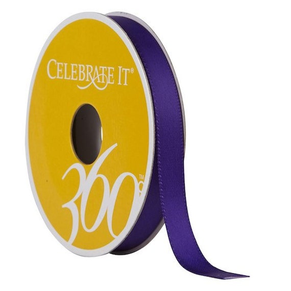 Celebrate It 360 Grosgrain Ribbon - Royal Blue