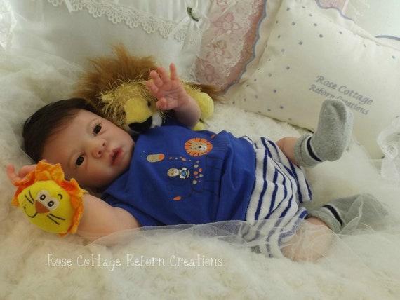 Personalizzato Qualsiasi Nome, Bambola Reborn Dummy Clip