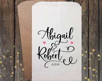 Wedding Favor Bag, Candy Buffet Bags, Party Favors, Wedding Favors, Favor Bags, Treat Bags, Party Bags, Custom Favor Bags, Kraft 321