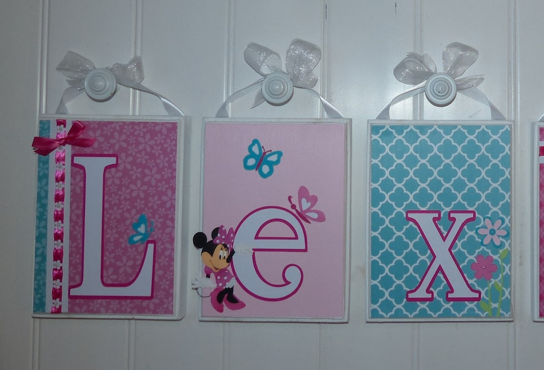 Minnie Mouse Disney Dekor Mickey Mouse Mickey Mouse   Etsy