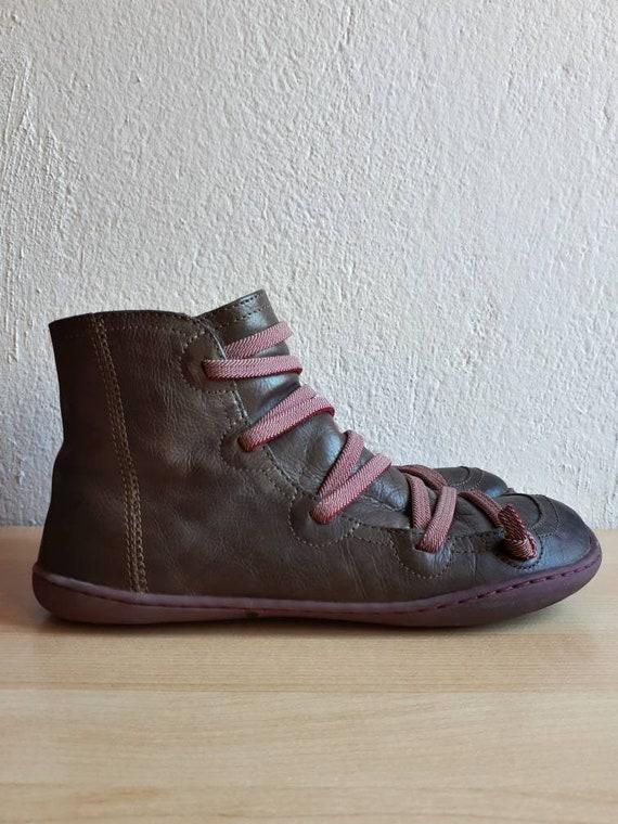 Camper Cami Boots