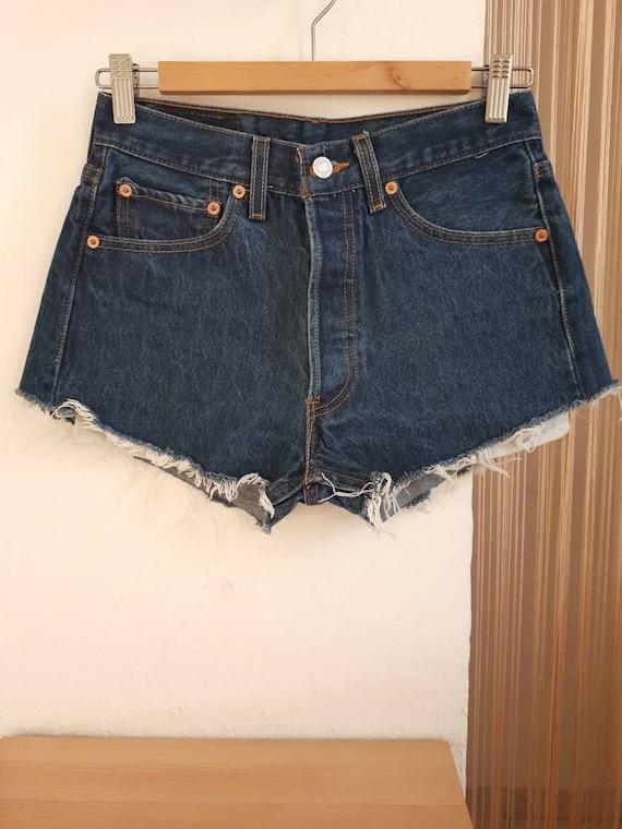 Levi's Shorts DARK BLUE