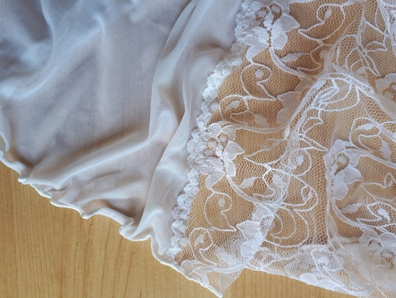Sheer Lace Camisole - image 8