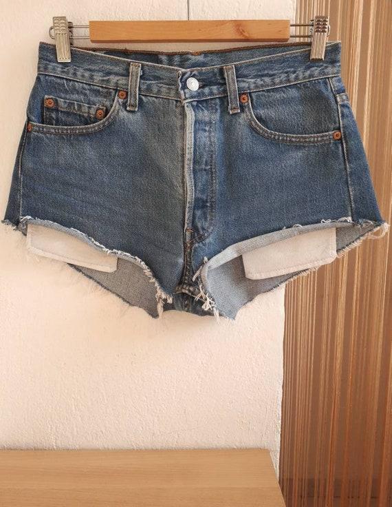 Levi's Shorts MEDIUM BLUE