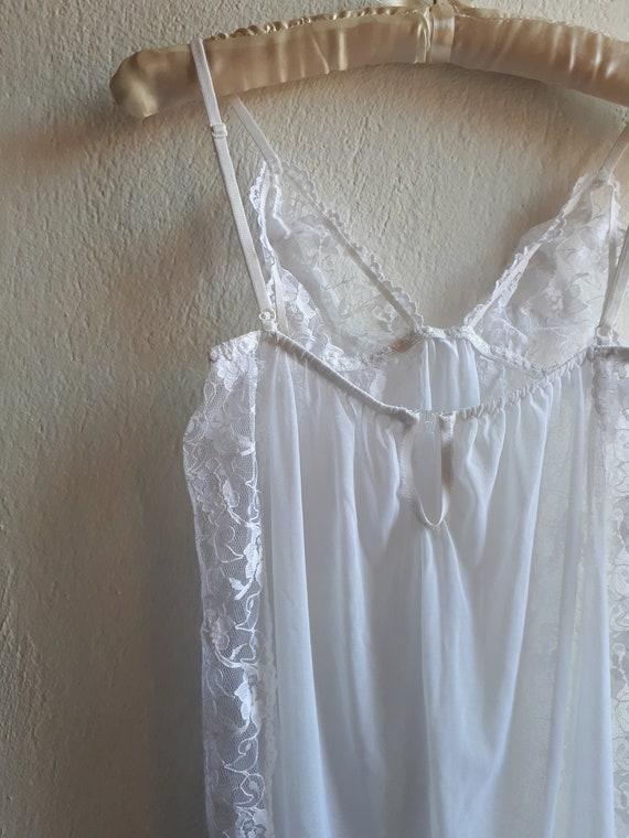 Sheer Lace Camisole - image 3