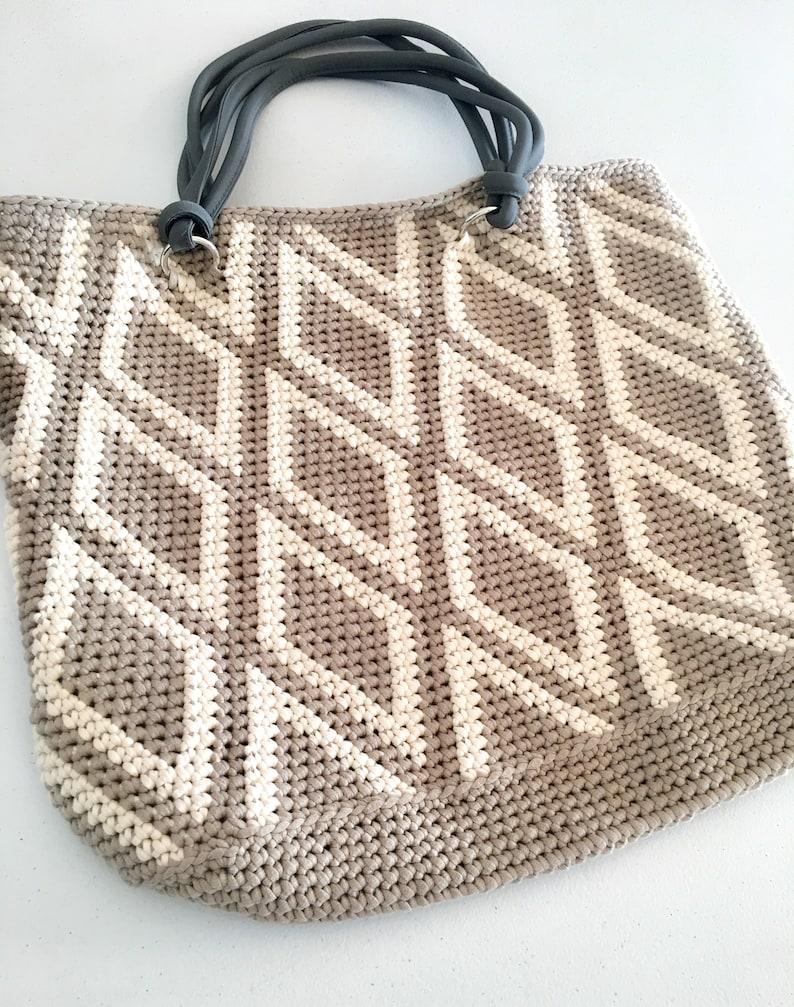 Yvonne Crochet Tapestry Pattern
