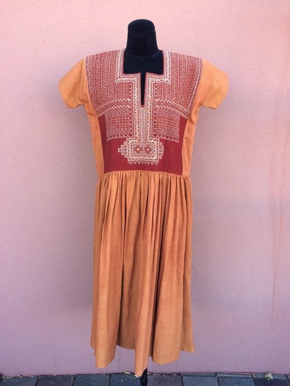 Kala Raksha Indian cotton dress kurta tunic Kutch